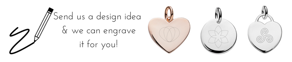 send us your jewellery engraving idea
