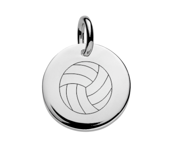 volley ball or netball silver charm