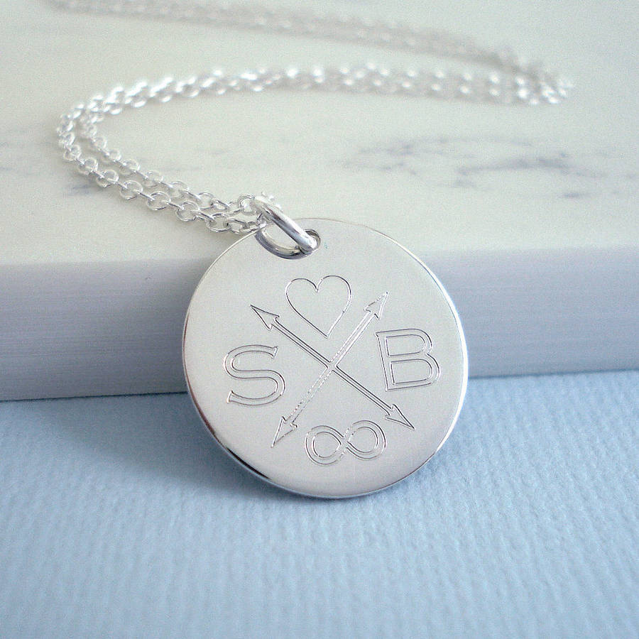sterling-silver-i-love-you-forever-disc-necklace