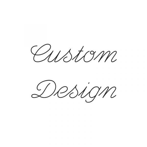Custom Engraving Design