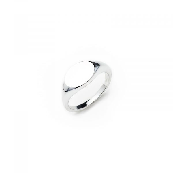 sterling silver ring engraved
