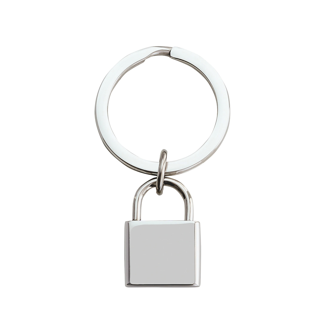 Engraved Lock Keyring