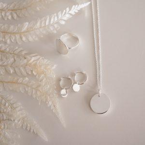 personalised sterling silver jewellery
